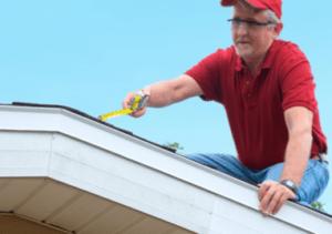 roof edge metal