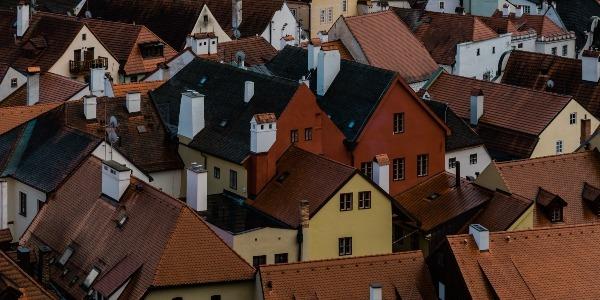 neighborhood of roofs