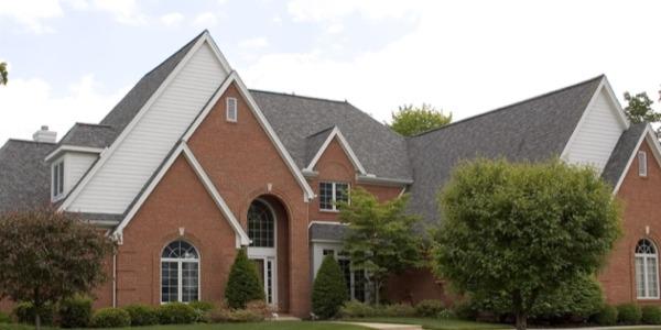 residential steep slope roof